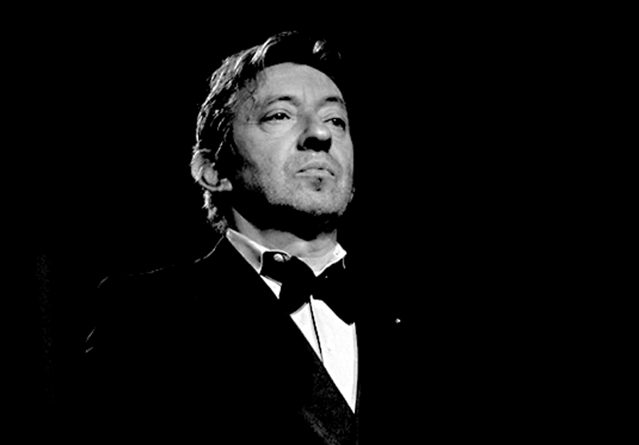 Inspiration musicale - Serge Gainsbourg